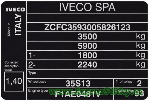 IVECO-vyrobni-stitek